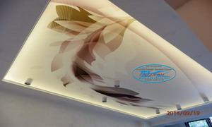 Доставка и монтаж на диодно LED осветление в окачени и опънати тавани.