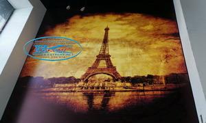3Д Фото стени - светещи опънати стени с фотопечат.