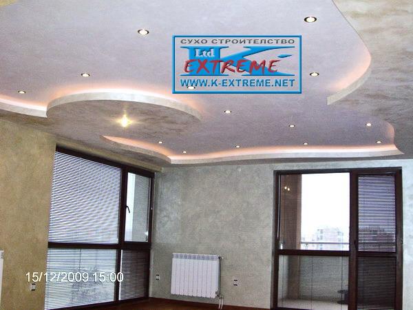 Gallery Interior Suspended Drywall Ceilings Plasterboard