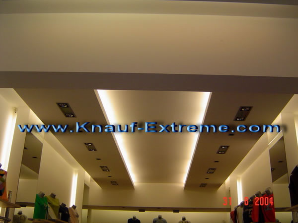 Drywall Plasterboard Ceilings Suspended Ceilings