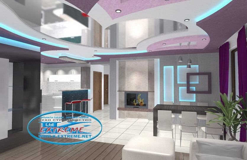Ceilings Designs Ideas   Ceilings 3d Interior Design.