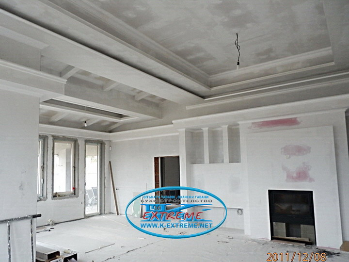 Plasterboard ceiling ideas gypsum board ceiling gypsum for Drywall designs living room