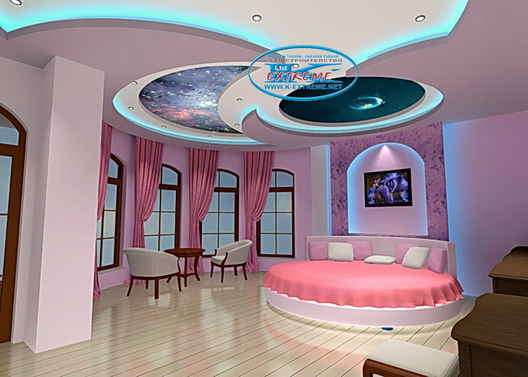 Plasterboard ceiling ideas gypsum board ceiling gypsum for Extreme interior design home decor