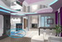 Ceilings designs ideas - ceilings 3d interior design.