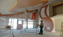 Ceilings ideas - stretch ceilings, stretch walls, gypsum board ceilings.